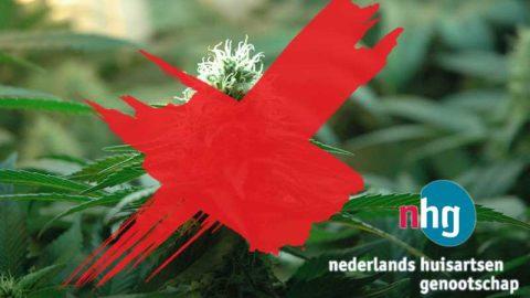 Een boycot van NHG op cannabis